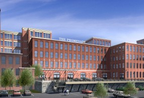 Promenade Apartments at the Foundry | Providence, RI